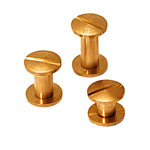 Brass Book Screws
